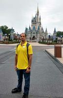 Photo of Mustafa Lokhandwala at Disney World