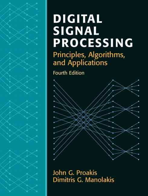 ECE 538 Digital Signal Processing I