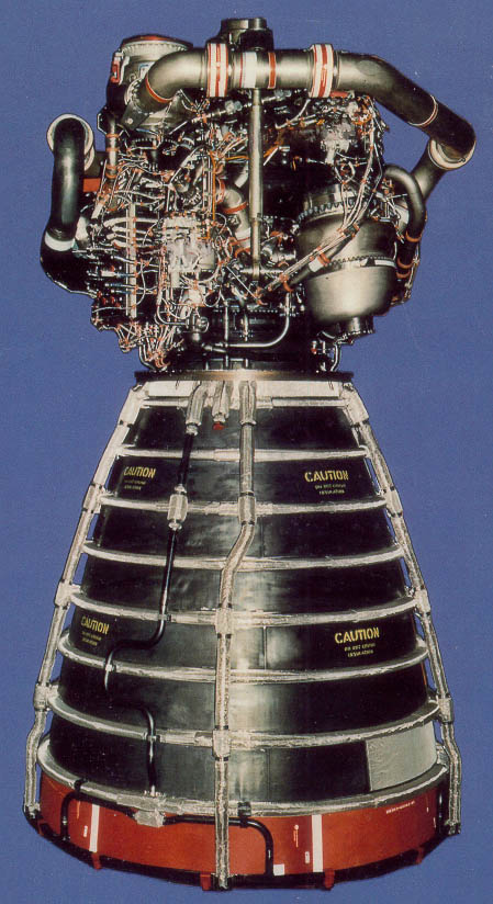 space shuttle engine - photo #23