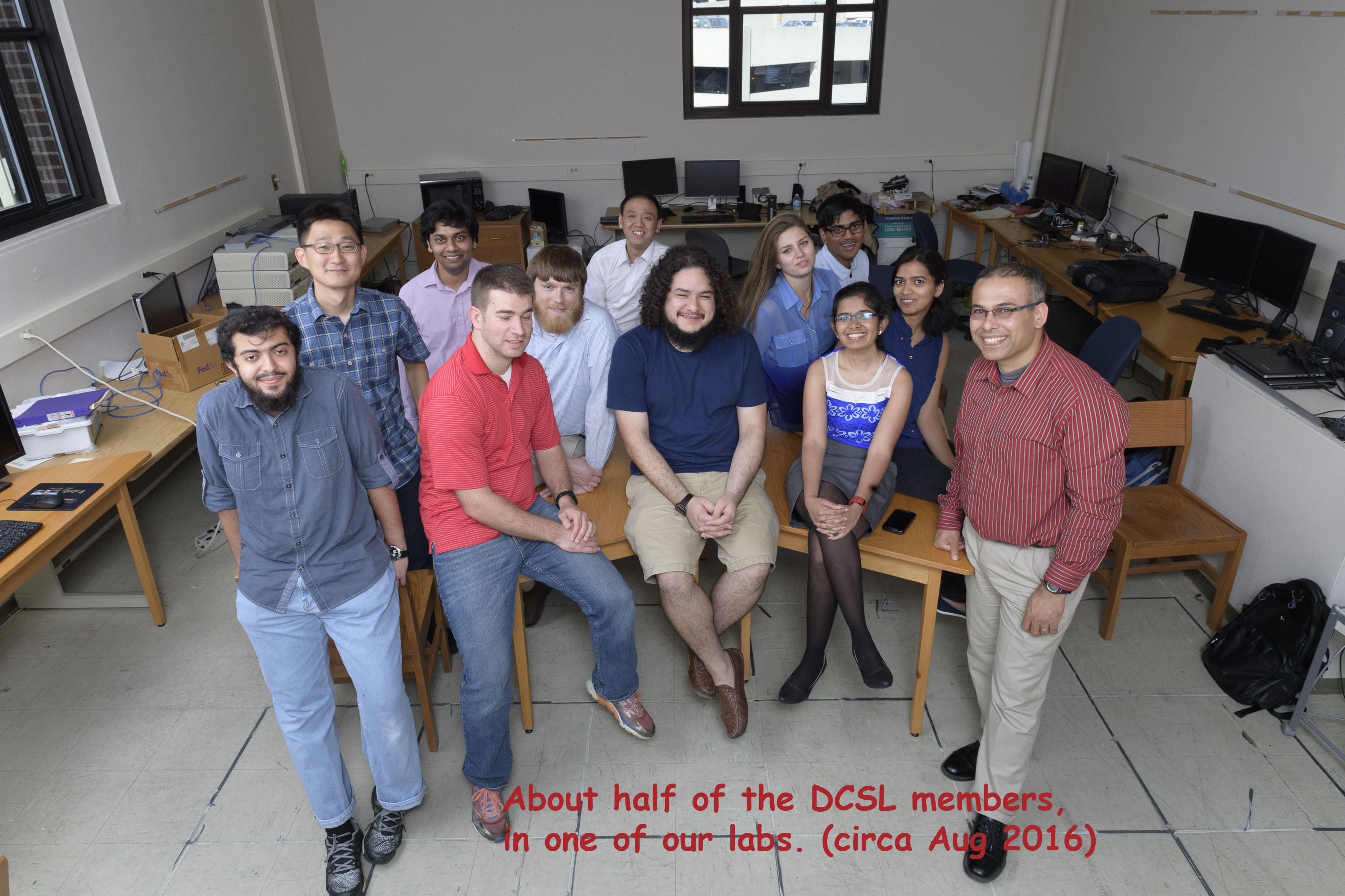 DCSL research group